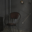 Poltrona 900 armchair industrial style homepage