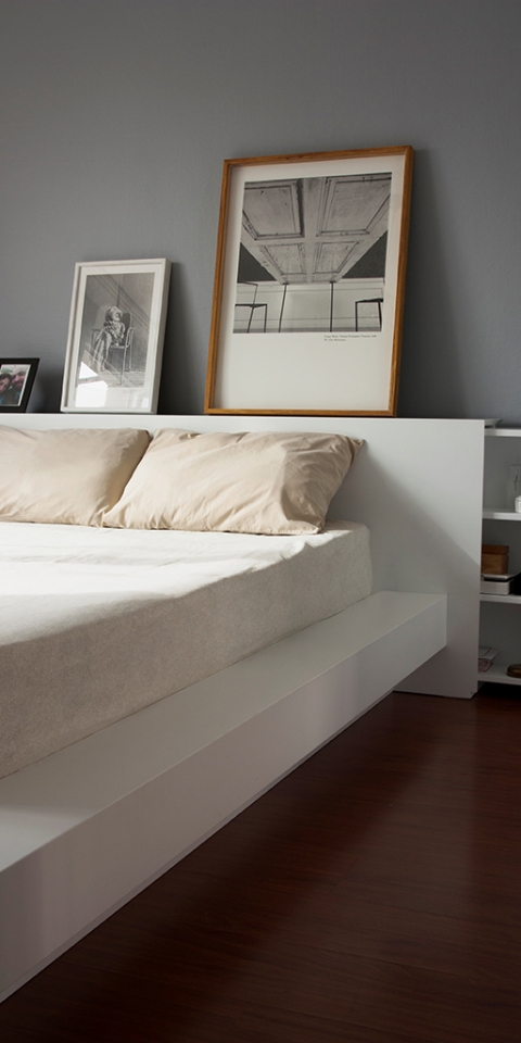 ULTRAFINE DOUBLE BED
